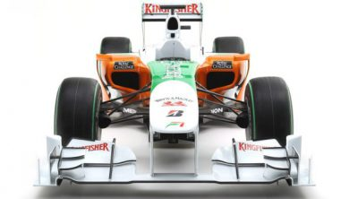 Force India desvela el VJM03
