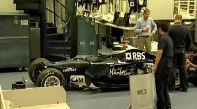Williams prepara el equipaje para Bahréin
