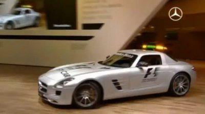 Presentación del 'Safety Car' 2010