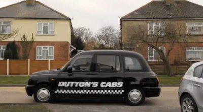 Button se convierte en taxista por un día