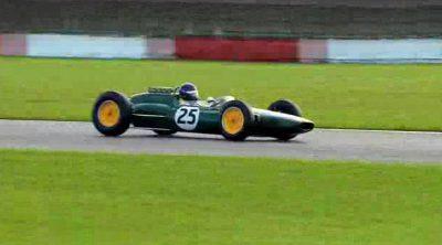 Uno de los Lotus clásicos vuelve a la pista