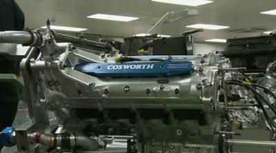 Cosworth vuelve a la Fórmula 1