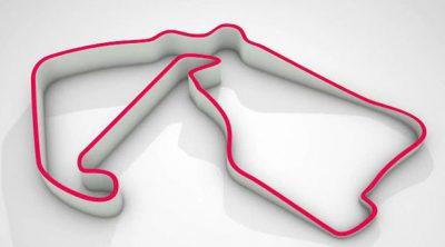Primera vuelta al nuevo Silverstone: 'Arena'