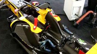 Renault arranca el motor del R29 en Spa