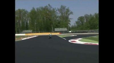 La nueva primera chicane de Monza