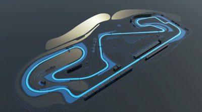 Alguersuari nos presenta el circuito de España