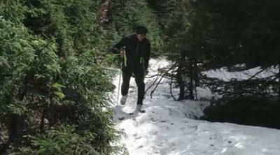 Kovalainen se entrena subiendo montañas
