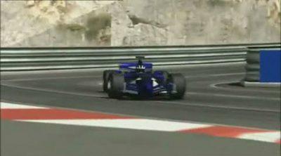 El equipo Williams analiza el Circuito de MonteCarlo