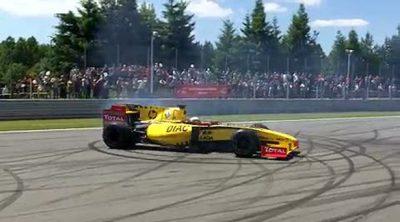Exhibición de Renault en Brno