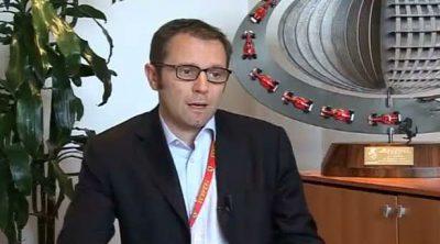 Entrevista a Stefano Domenicali antes del GP de Canadá