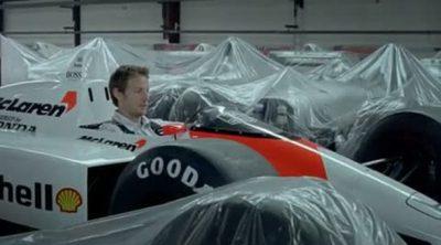 Button, Hamilton y monoplazas para la historia