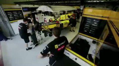 Un día en el garaje con Renault