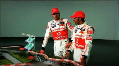 Pequeña guía de Silverstone 2010 (McLaren)