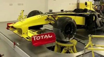 Así prueba Renault las suspensiones