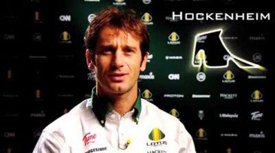 Entrevista a Trulli antes de la carrera de Hockenheim