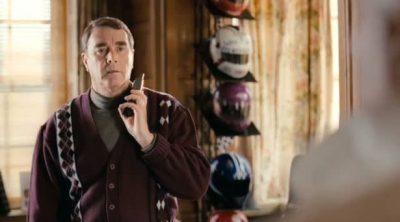 Nuevo anuncio protagonizado por Nigel Mansell