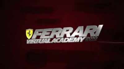 'Ferrari Virtual Academy 2010'