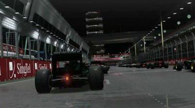 Carreras nocturnas en 'F1 2010'