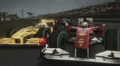 Trailer final de 'F1 2010' de Codemasters