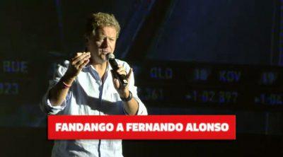 Fandango a Fernando Alonso