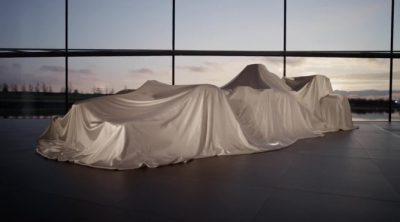 Cuenta atrás para la presentación del McLaren MP4-28