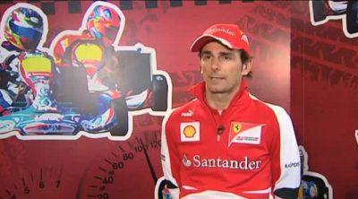 """Pedro de la Rosa: """"Estoy más que satisfecho de estar en Ferrari"""""""