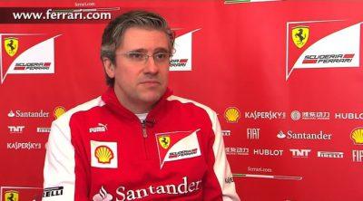 El Ferrari F138 de 2013 visto por Pat Fry