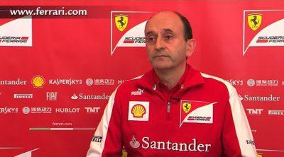 El Ferrari F138 de 2013 visto por Luca Marmorini
