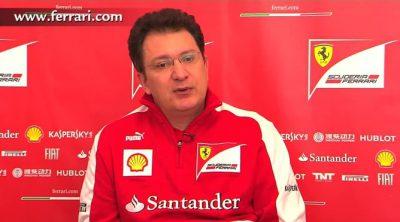 El Ferrari F138 de 2013 visto por Nikolas Tombazis