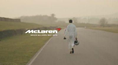 McLaren celebra sus 50 años con un emotivo vídeo sobre su fundador