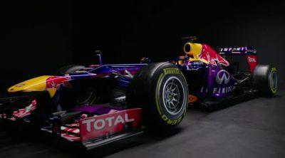 Red Bull RB9: El ritmo de la fábrica