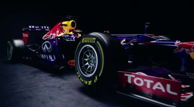 Presentación del Red Bull RB9 de 2013