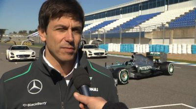 El Mercedes W04 visto por Toto Wolff