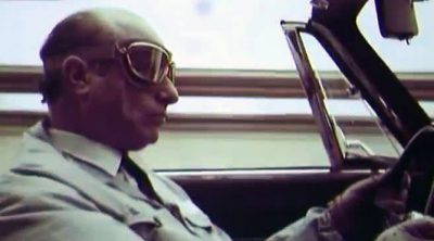 Pirelli recuerda a Juan Manuel Fangio en el óvalo de Monza