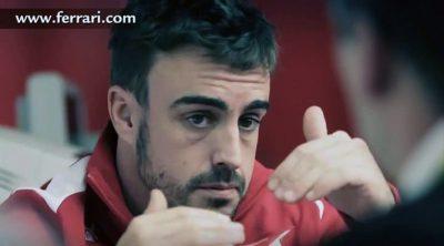 Fernando Alonso aportó sus conocimientos a la creación de LaFerrari