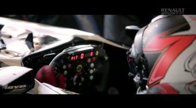 Renault presenta su temporada 2013 de Fórmula 1