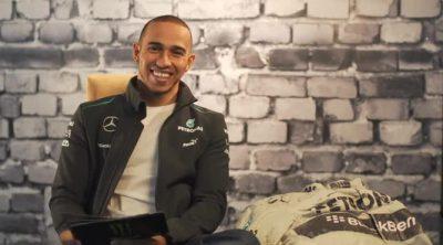 Lewis Hamilton responde las preguntas de los aficionados