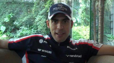 Pastor Maldonado se marca los puntos como objetivo en Malasia