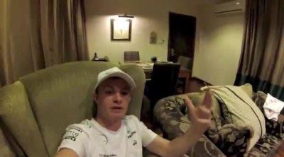 """Nico Rosberg, """"decepcionado"""" tras el Gran Premio de Malasia 2013"""
