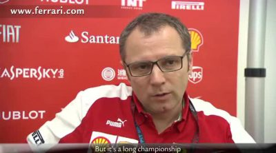 "Stefano Domenicali habla sobre el ""amargo"" Gran Premio de Malasia 2013"