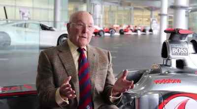 Murray Walker reflexiona sobre las diferencias entre McLaren y Ferrari