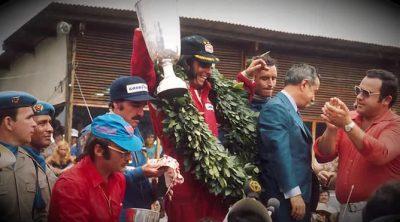 Murray Walker recuerda los años de Emerson Fittipaldi en McLaren