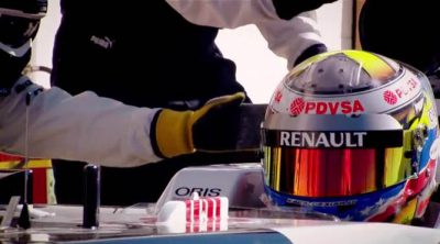 Detrás de cada pitstop de Williams: Pastor Maldonado y Valtteri Bottas, los pilotos