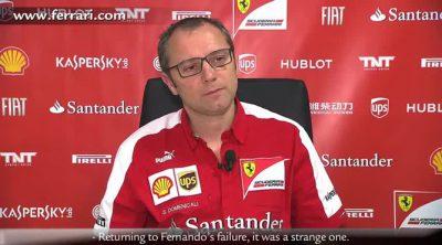 Stefano Domenicali habla sobre el Gran Premio de Baréin 2013