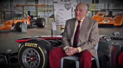 Murray Walker ensalza la carrera de Jenson Button