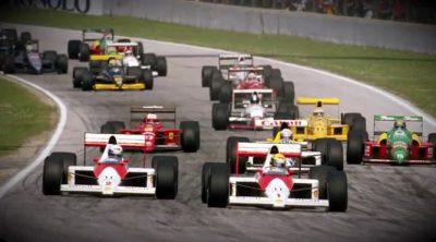 La rivalidad Senna-Prost vista desde los ojos de Murray Walker
