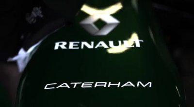 Presentación de la temporada 2013 del equipo Caterham