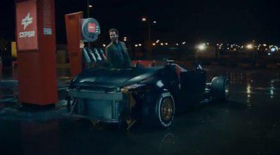 CEPSA transforma tu coche en un Fórmula 1 en su último anuncio