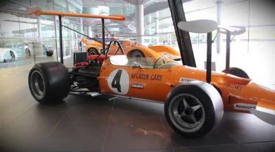 Un paseo por el MTC, el corazón del equipo McLaren