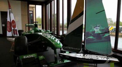 Mike Gascoyne, entre la vela y la Fórmula 1